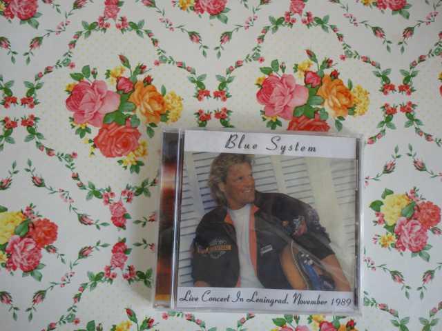 Продам CD BLUE SYSTEM 6
