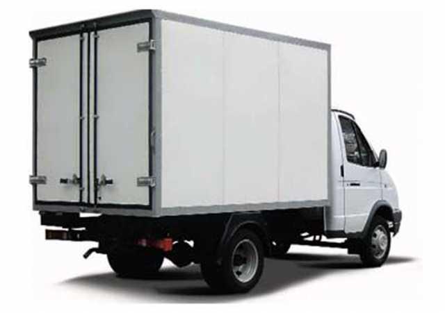 Предложение: грузоперевозки газель фургон