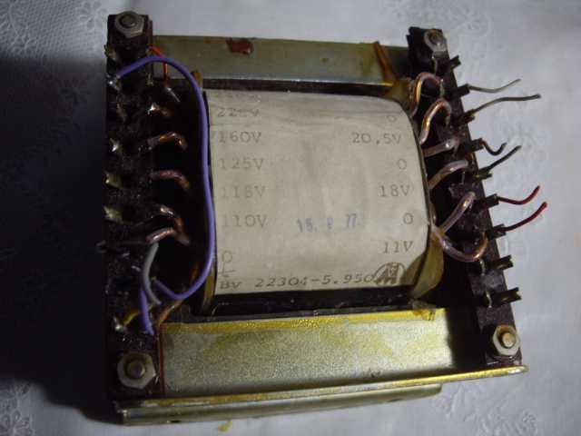 Продам: Трансформатор Германия-фирмы Krautra