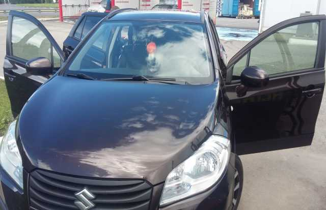 Продам Suzuki SX4, 2014