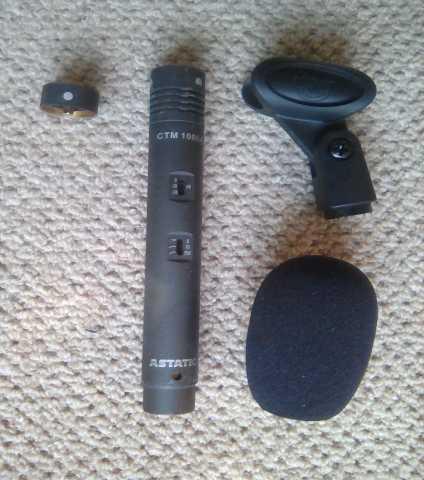 Продам Микрофон Astatic СТМ-1000А