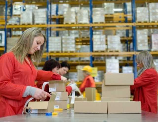 Вакансия: Маркировщица на склад