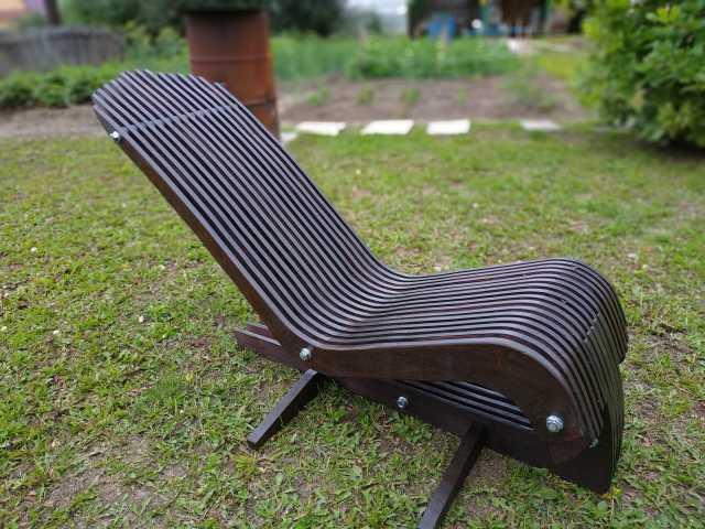 Продам Шезлонг (лежак) садовый