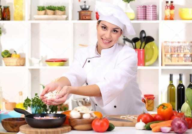Вакансия: повар