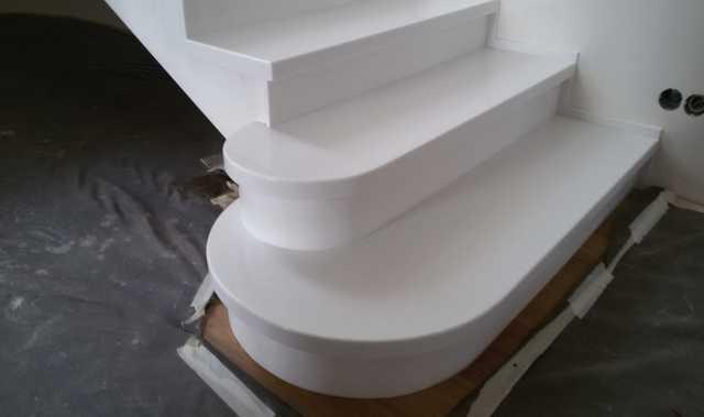 Продам: Лестницу из искусственного камня