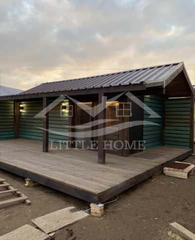 Продам: Мобильный дом с верандой 5,5х7,0м