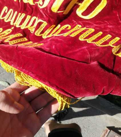 Продам Знамена СССР большие