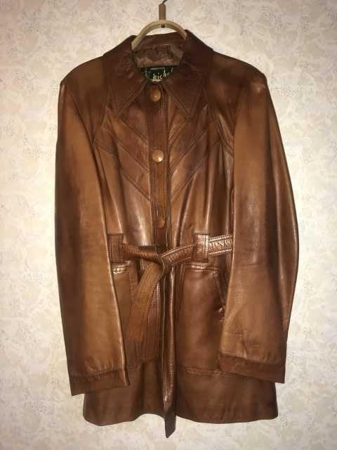 Продам: женский кож. пиджак