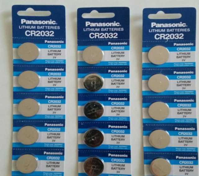 Продам Новые Panasonic CR2016/Camelion CR2016