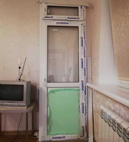 Продам новую балконная дверь