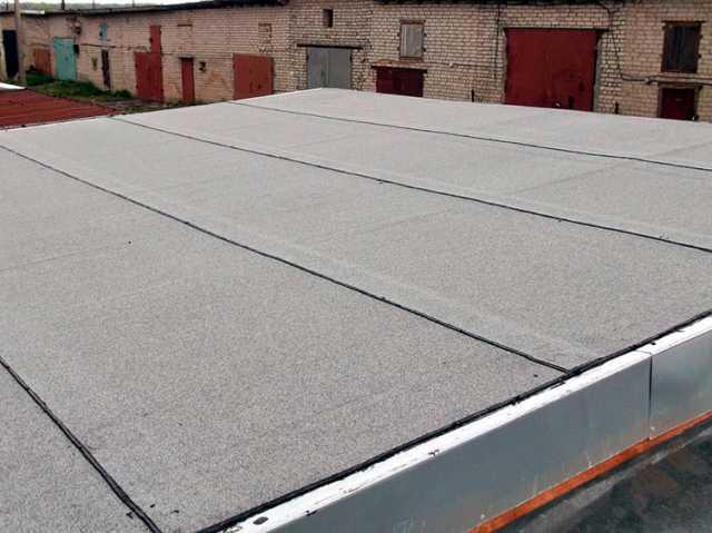 Предложение: Под ключ ремонт крыши гаража