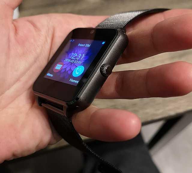 Продам Смарт-часы Bluetooth Поддержка Sim карты