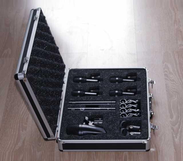 Продам Набор микрофонов для ударных