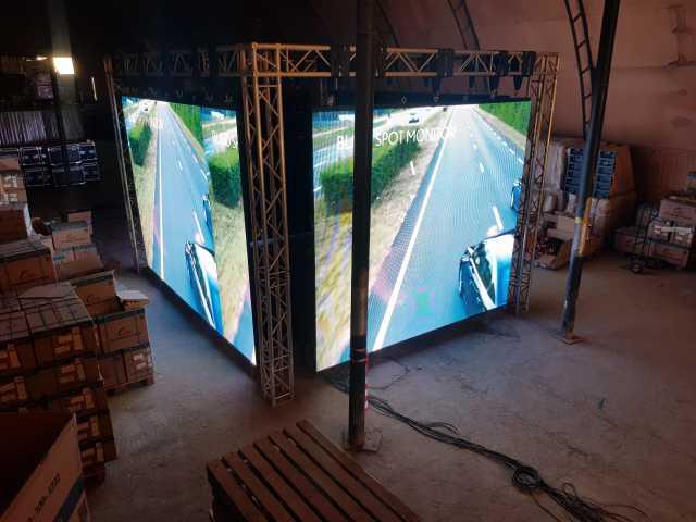 Продам Светодиодный экран QiangLi (ЧанЛи)p4.8мм