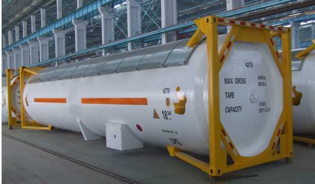Продам: Танк-контейнер T50 новый 52 м3 для СУГ (