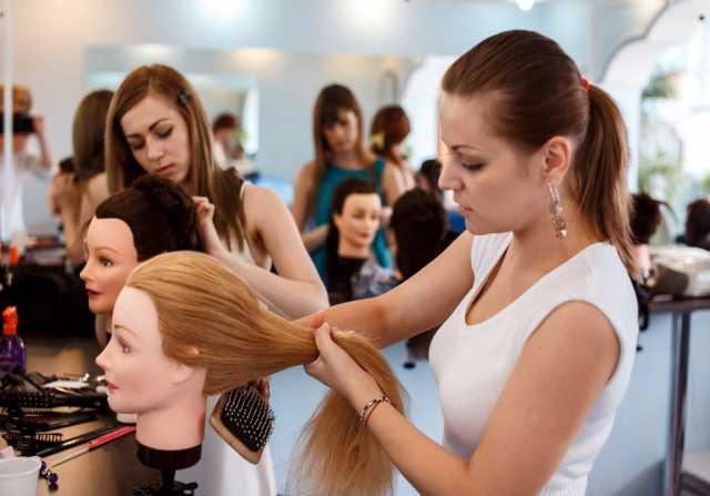 Предложение: Обучение парикмахеров