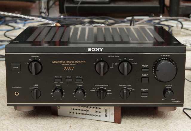 Продам усилитель Sony TA-F800ES