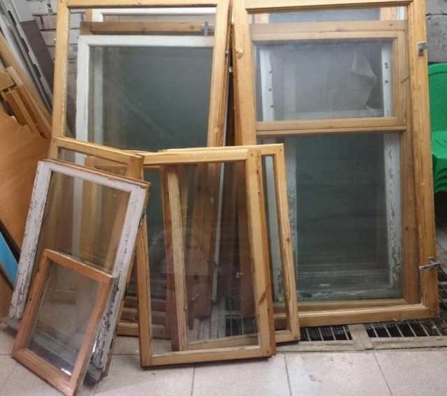 Отдам даром Старая мебель, Окна и Двери