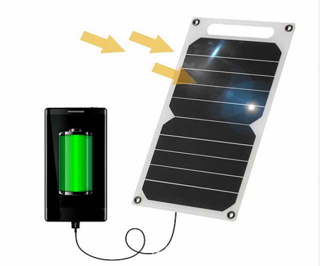 Продам Солнечная Панель USB для зарядки мобильн