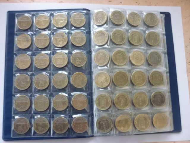 Продам Монеты ГВС ,набор 55 штук