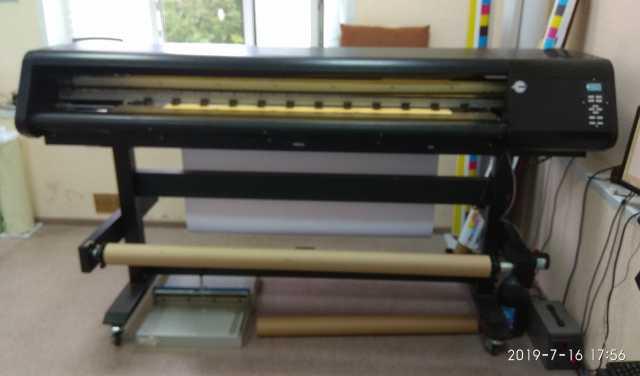 Продам Широкоформатный интерьерный принтер