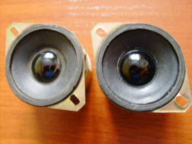 Продам: Два ВЧ динамика YDG40-8S (10W 8ом)