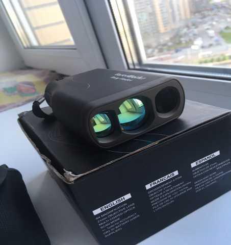 Продам Лазерный дальномер LaserWorks LW1000SP1