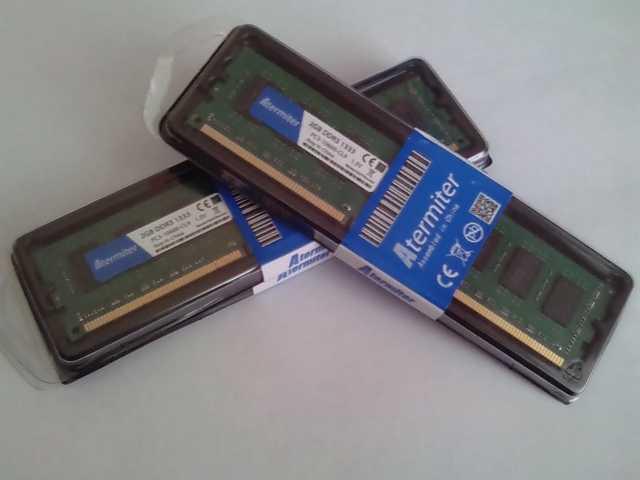 Продам: Оперативная Память ddr2 ddr3 2gb 4gb 800