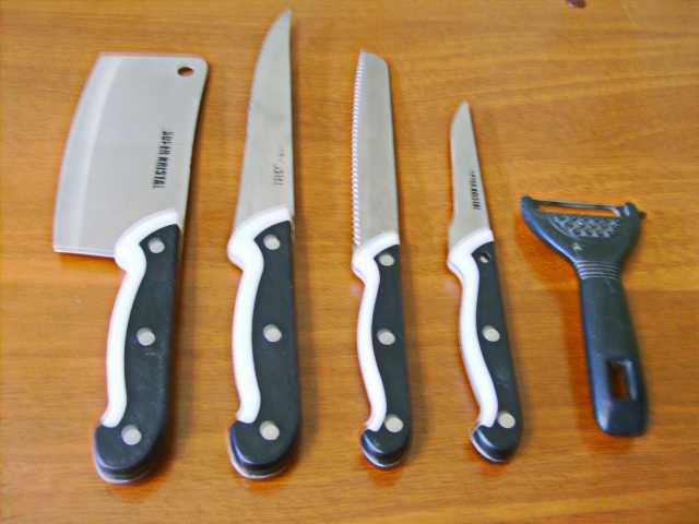 """Продам: Набор ножей фирмы """"Super Kristal"""""""