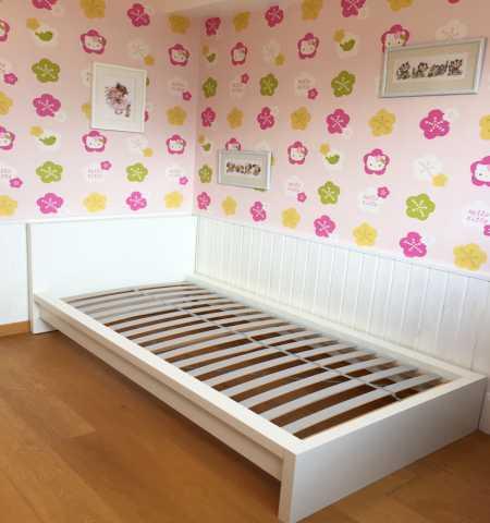 Продам Кровать белая в отличном состоянии