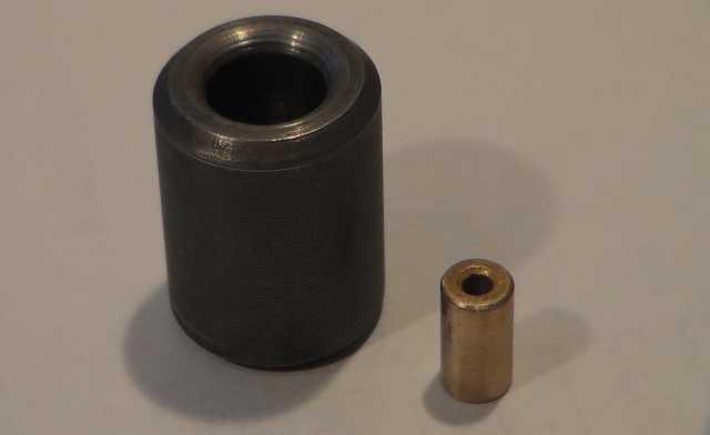 Предложение: Втулки и шайбы стальные, фторопластовые