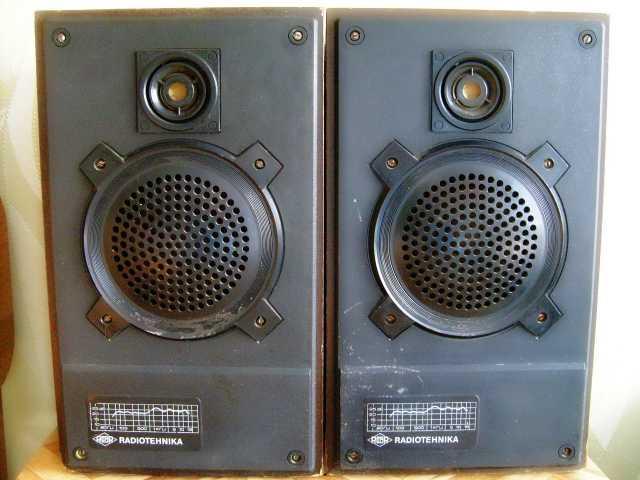 Продам Колонки 6АС-221 (Радиотехника S30А). ССС