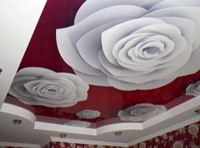 Предложение: натяжные потолки от производителя