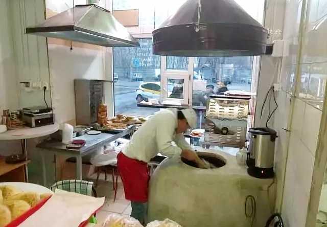 Вакансия: Пекарь-шаурмист