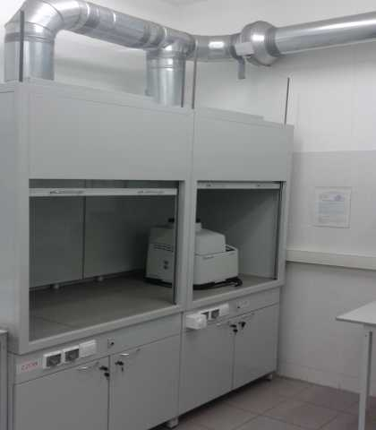 Продам Лабораторная мебель и оборудование