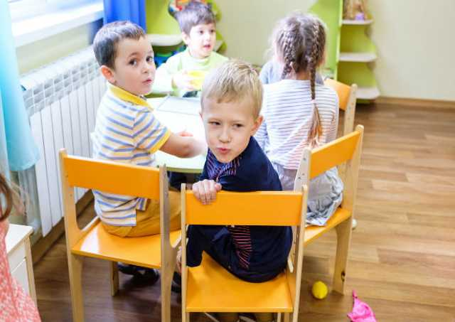 Предложение: Частный детский сад Классическое образов