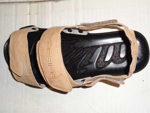 Продам Шлепки 39 р-р, бежевые,кожа натуральная