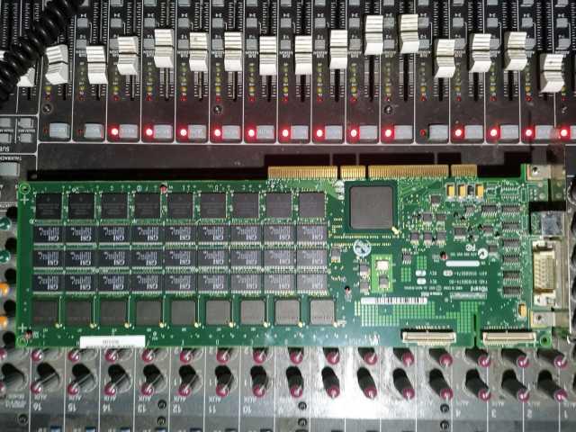 Продам Avid DigiDesign Pro Tools Hd Core. PCI-x