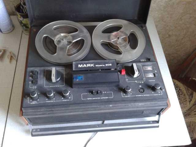 Продам: Магнитофон Маяк 205