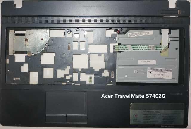 Продам Топкейс Acer TravelMate 5740ZG