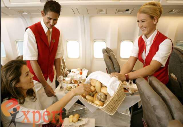 Требуется: Упаковщики авиаобедов (вахта, карьерный