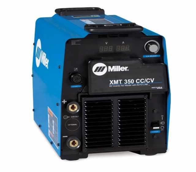 Продам Сварочный инвертор Miller XMT 350 CC/CV