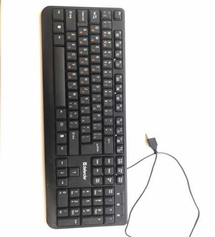 Продам Клавиатура defender/DEXP