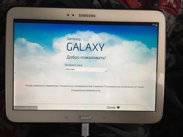 Продам: Планшет Samsung 16 GB