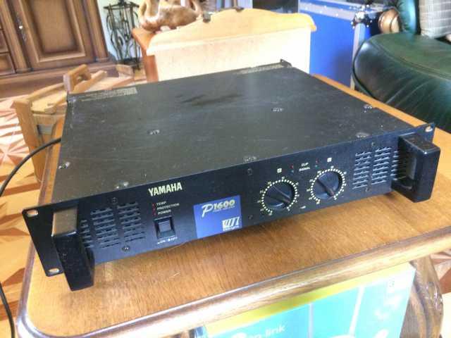 Продам Усилитель мощности YAMAHA P1600