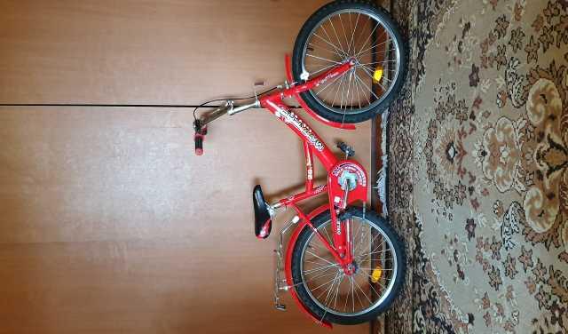 Продам подростковый велосипед