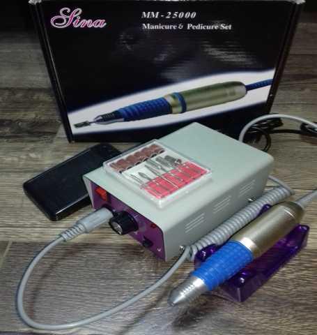 Продам Аппарат для маникюра и педикюра MM-25000