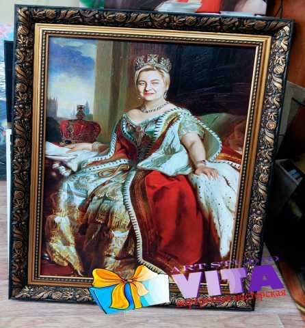 Продам Портрет по фото в Иваново