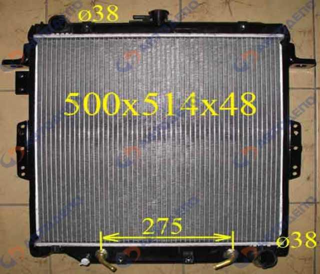 Продам Радиатор охлаждения двигателя