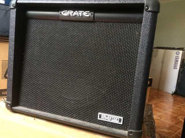 Продам Гитарный акустический кабинет Crate GT11